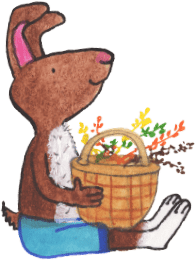 illustration-rabbit-n-basket